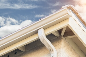 Gutter installation in Asheboro